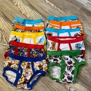 Boys 4T Underwear Brand New